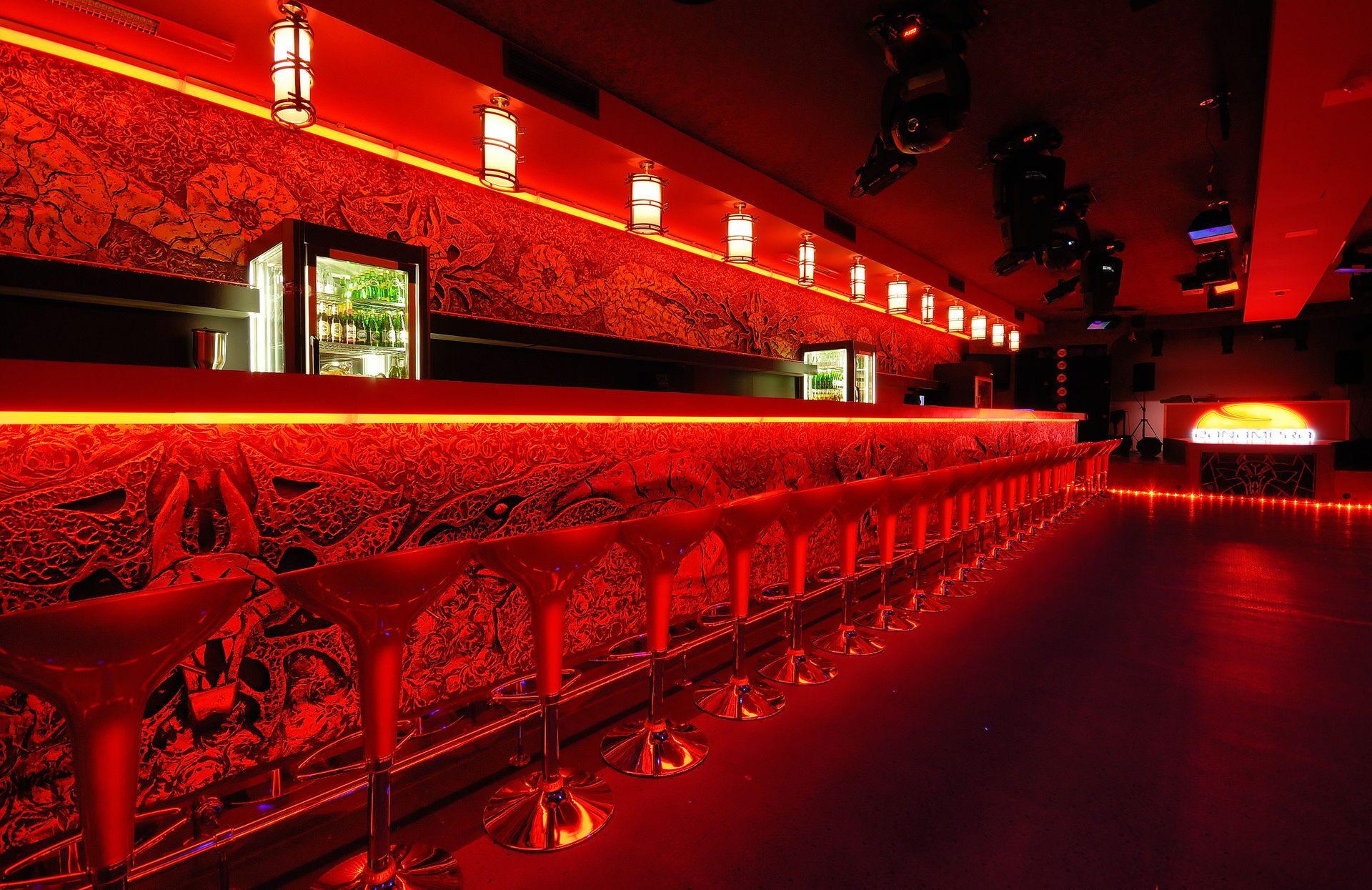 Дизайны и ночной клубу