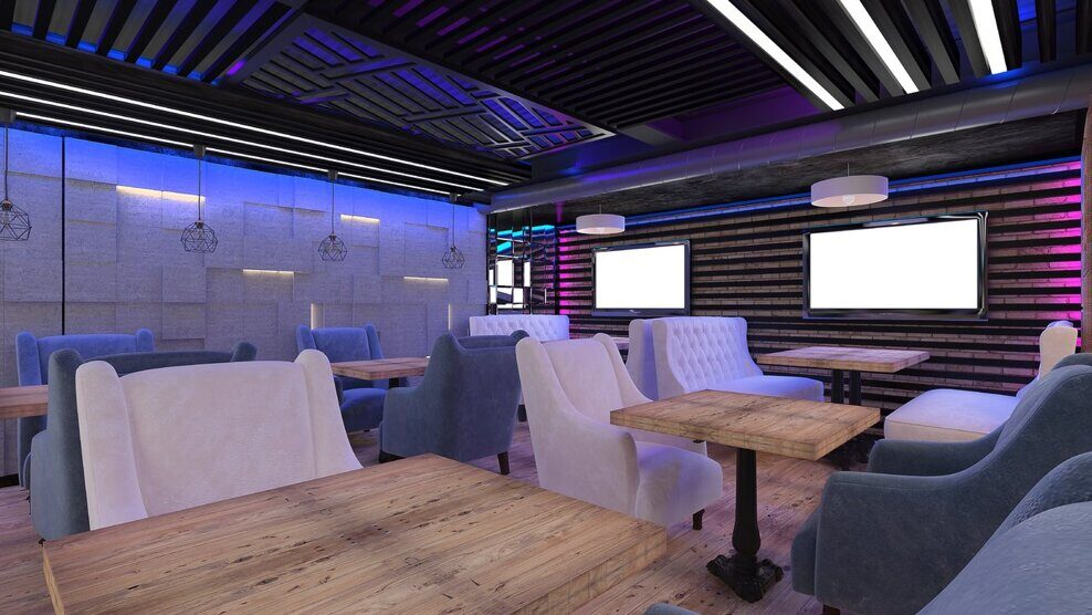 Bar design project